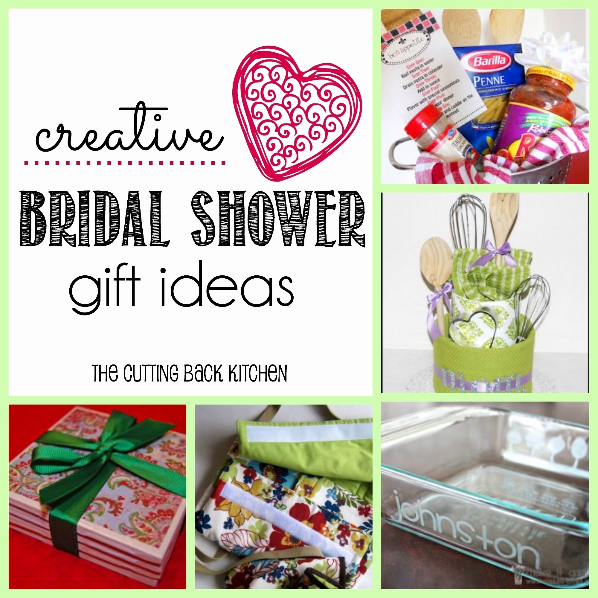 Unique Wedding Gift Basket Ideas: Bridal Shower Gift Vs Wedding Gift
