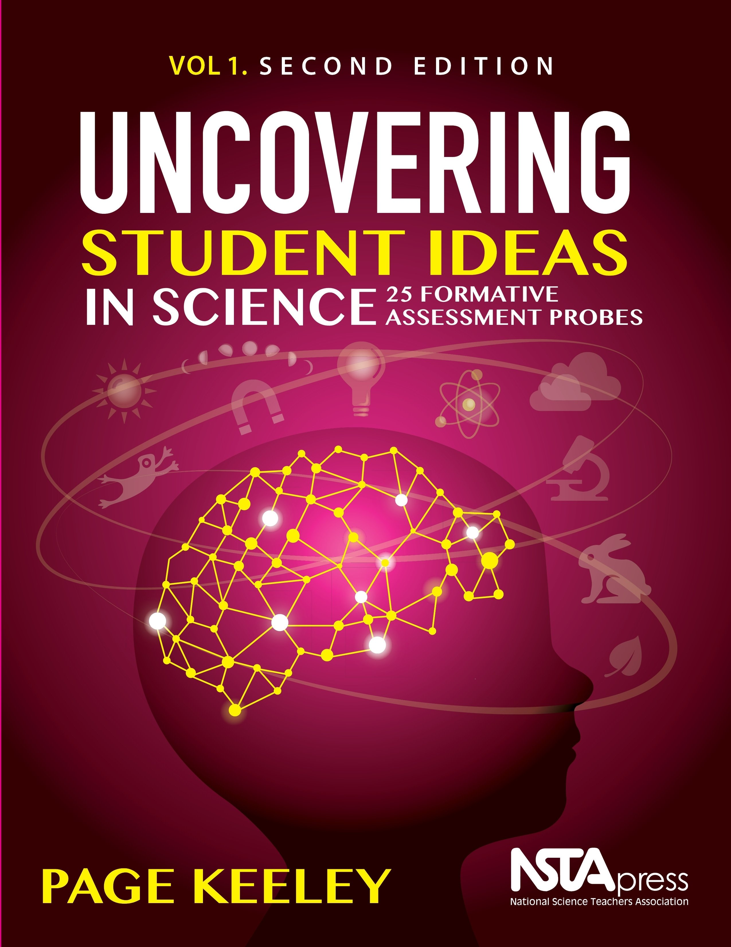 10 Awesome Uncovering Student Ideas In Science updated nsta bestseller helps teachers probe students 2020