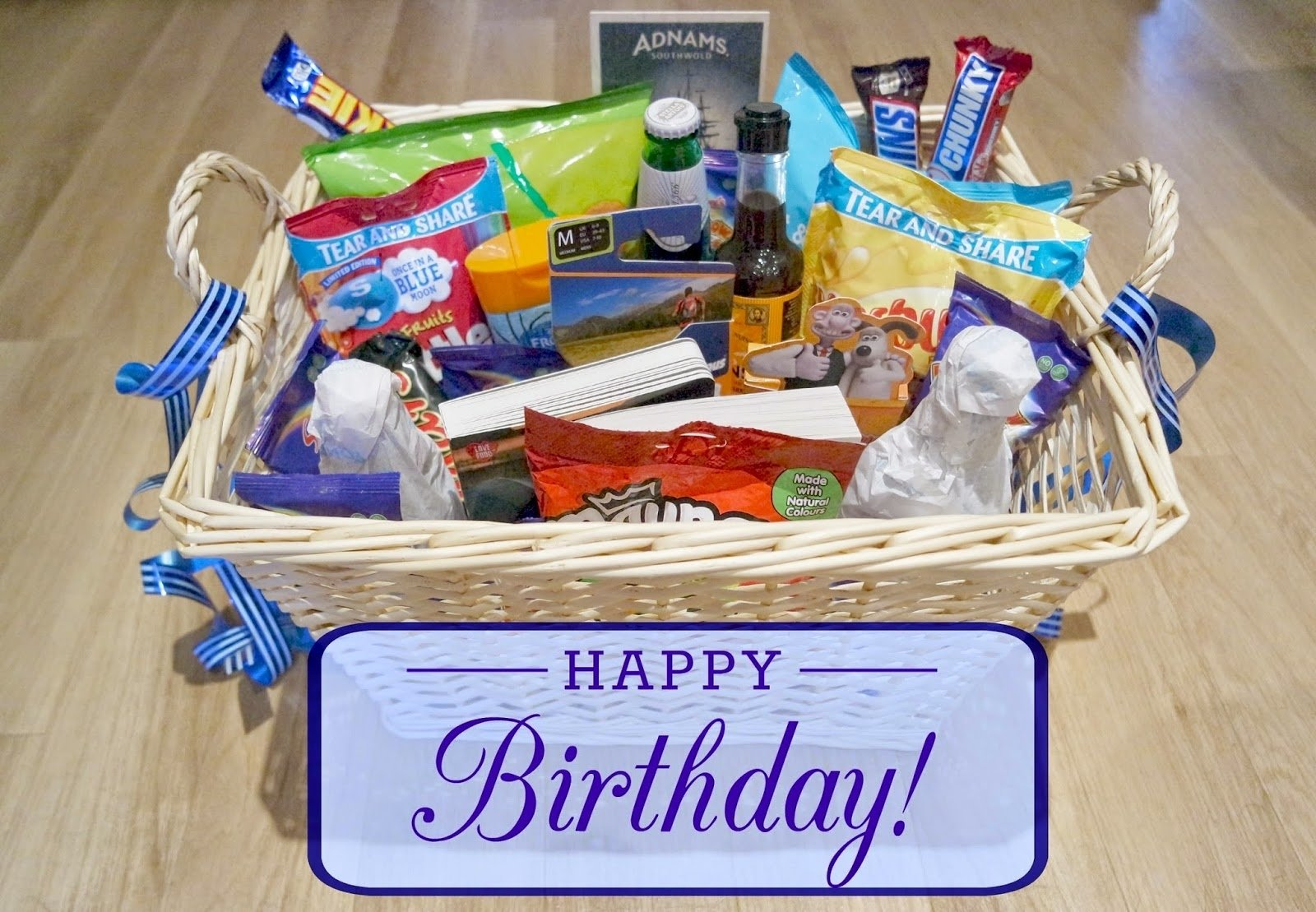 uptown peach: my dad's 50th birthday hamper | men's gift ideas