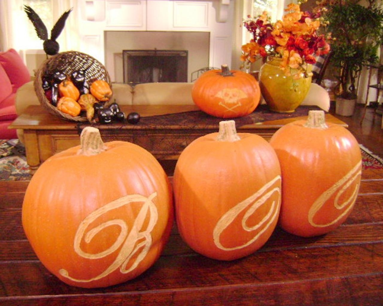 10 Lovely Cool Pumpkin Ideas Without Carving %name 2020