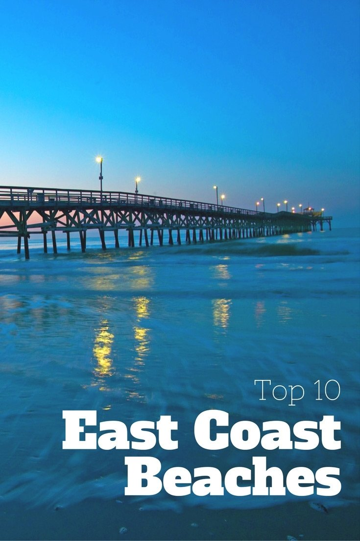 10 Unique Family Vacation Ideas East Coast vacation rental picks 10 east coast beaches making a splash 2020