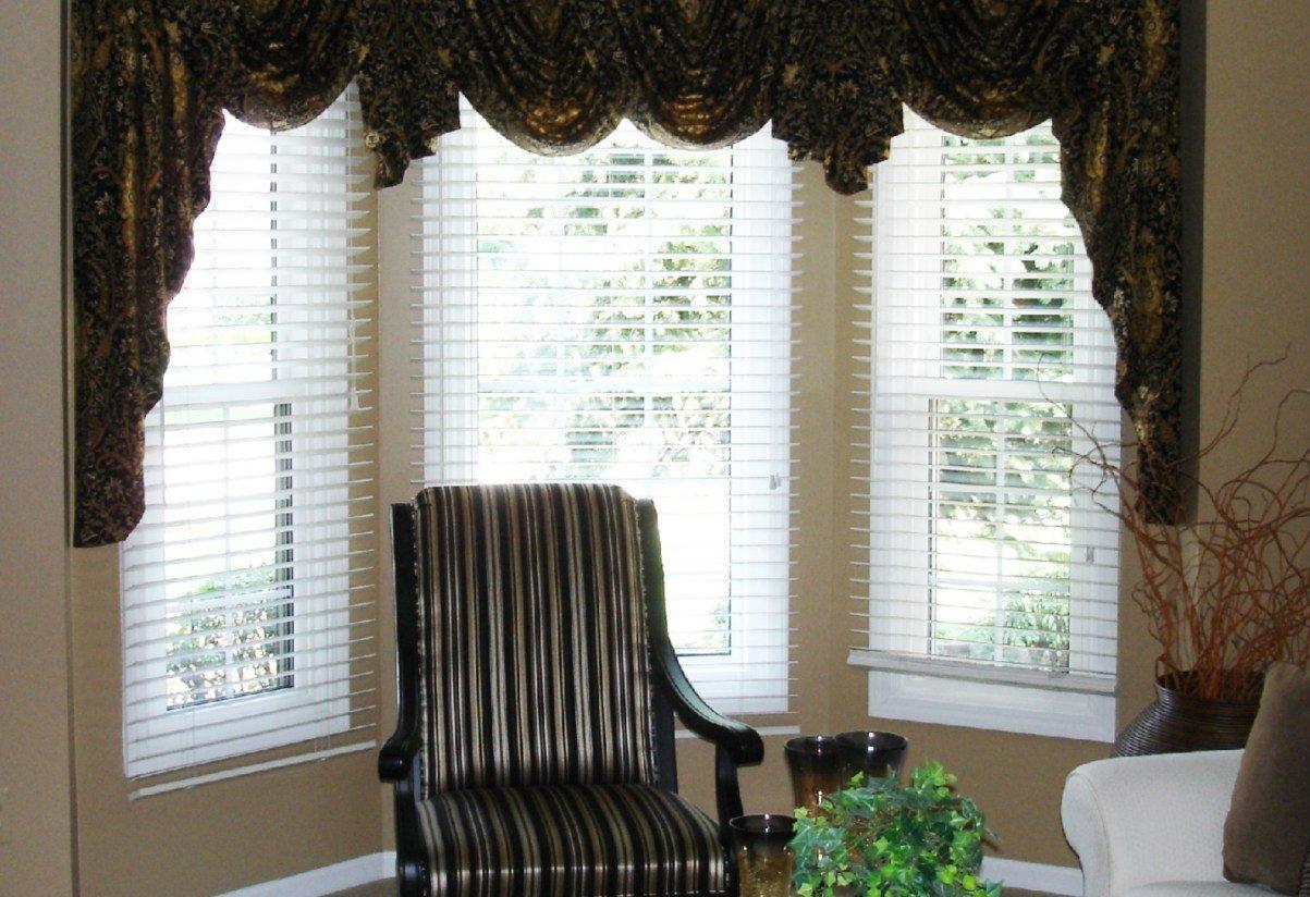 10 Stylish Valance Ideas For Large Windows valance 5 trendy and funky window valance ideas for your living 2020