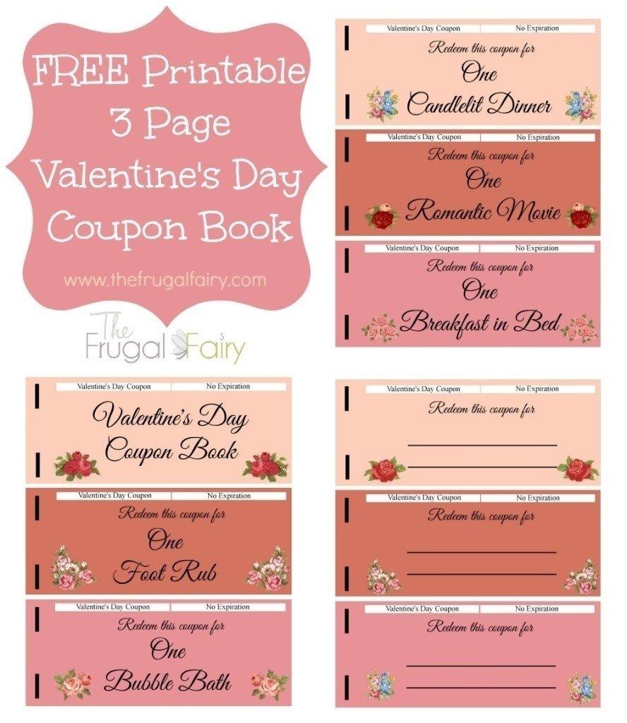 10 Stylish Cute Coupon Ideas For Boyfriend valentine coupon ideas flogfolioweekly 2020