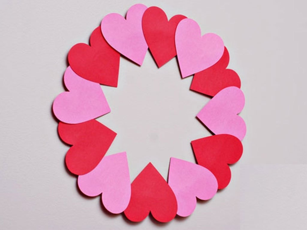 10 Fashionable Valentines Day Craft Ideas For Kids valentine day craft ideas for kids 2020