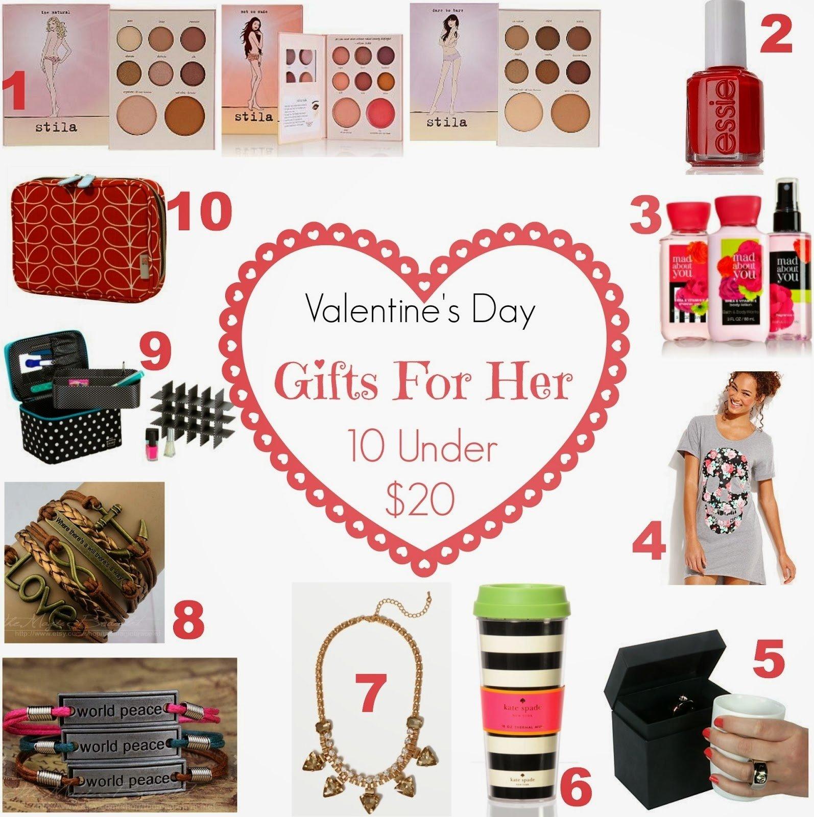 10 Spectacular Valentine Gifts For Her Ideas valentine day gift ideas for new girlfriend startupcorner co