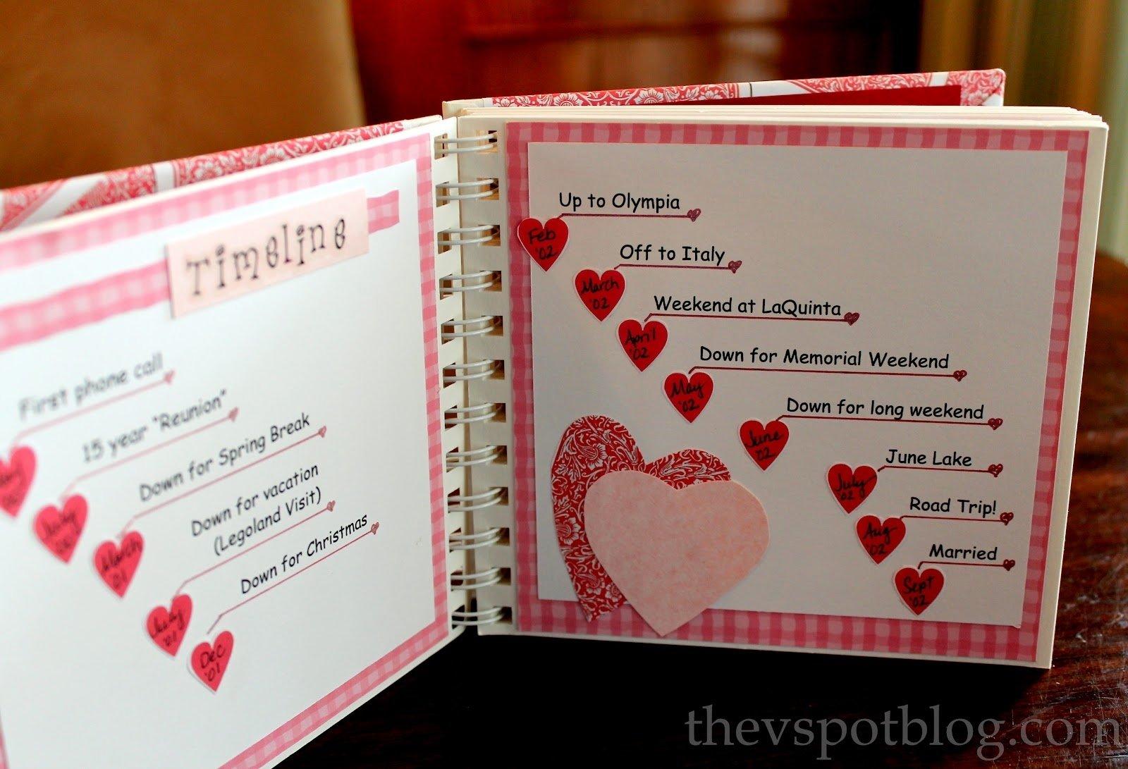 10 Pretty Valentines Craft Ideas For Him Valentine Day New Creative Boyfriend Husband Home
