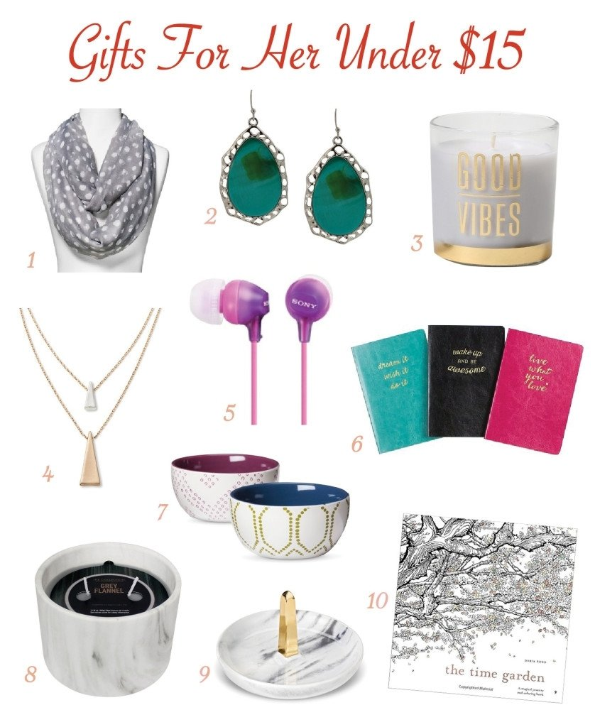valentine gift ideas for her - small stuff counts