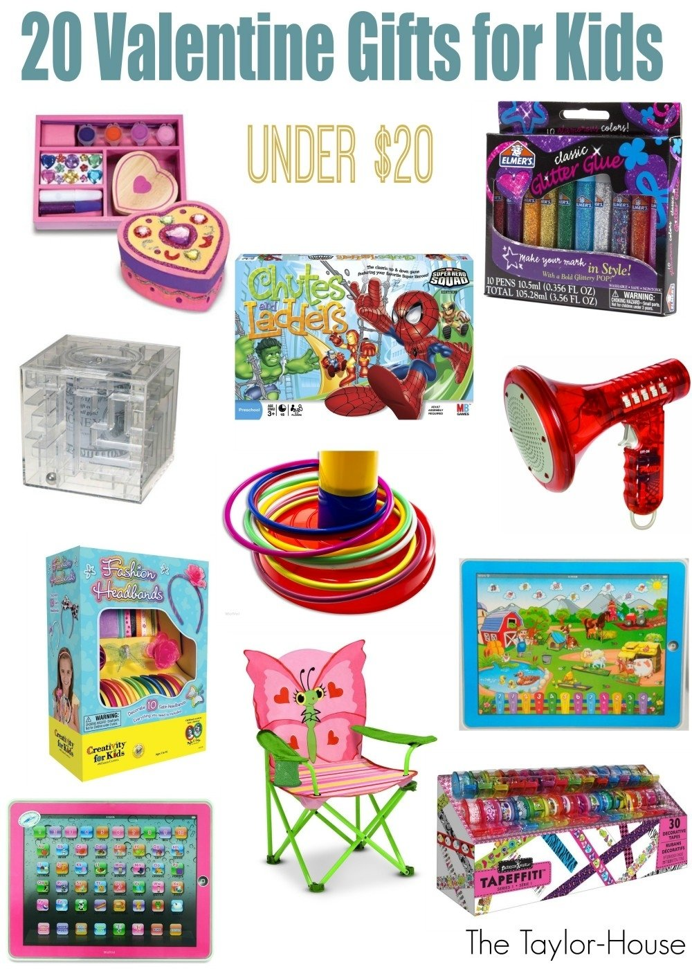 10 Unique Valentines Gift Ideas For Kids valentine gift ideas for kids the taylor house 2
