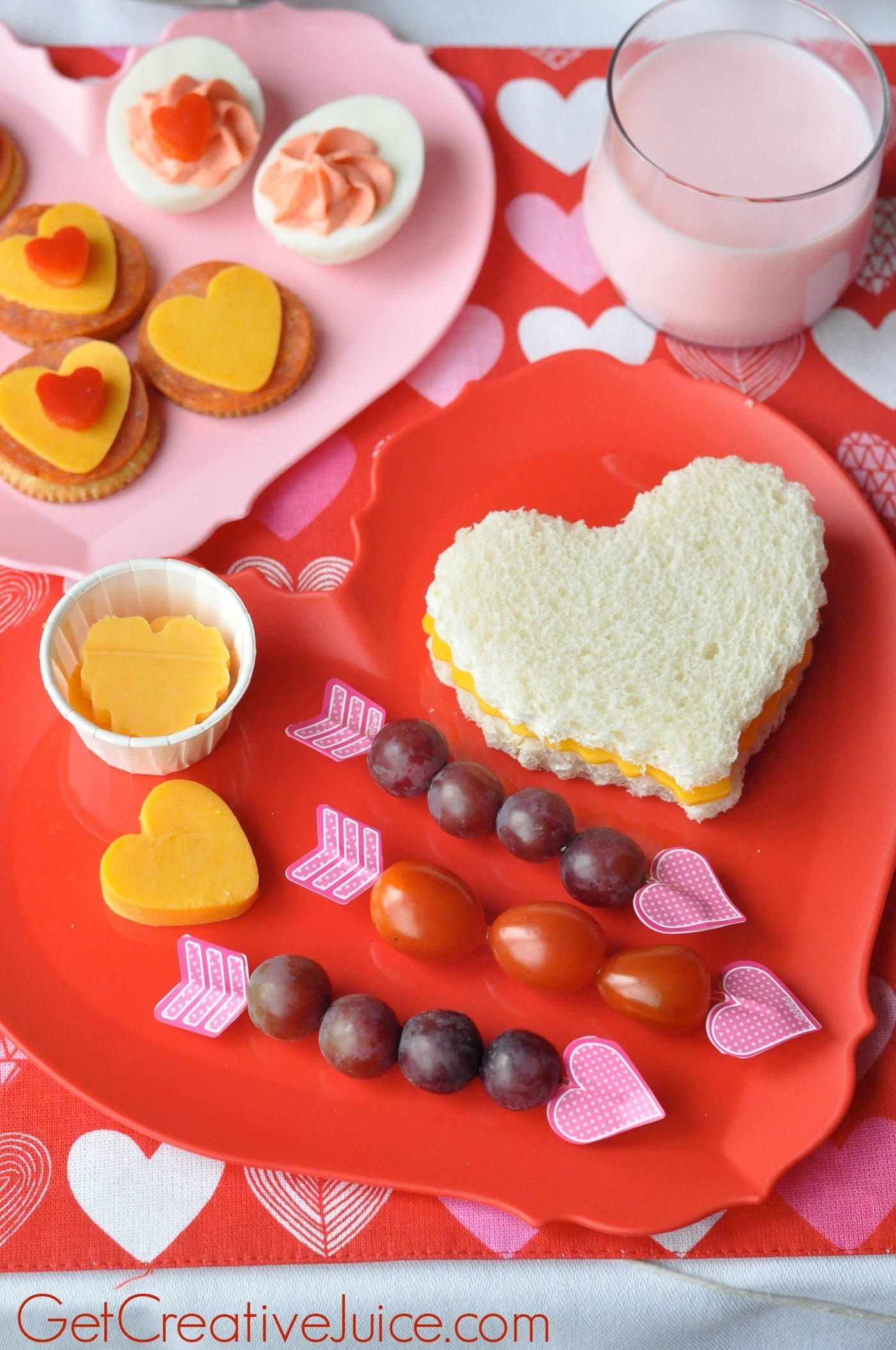 10 Pretty Food Ideas For Valentines Day valentine lunch ideas and snack ideas creative juice 1 2020