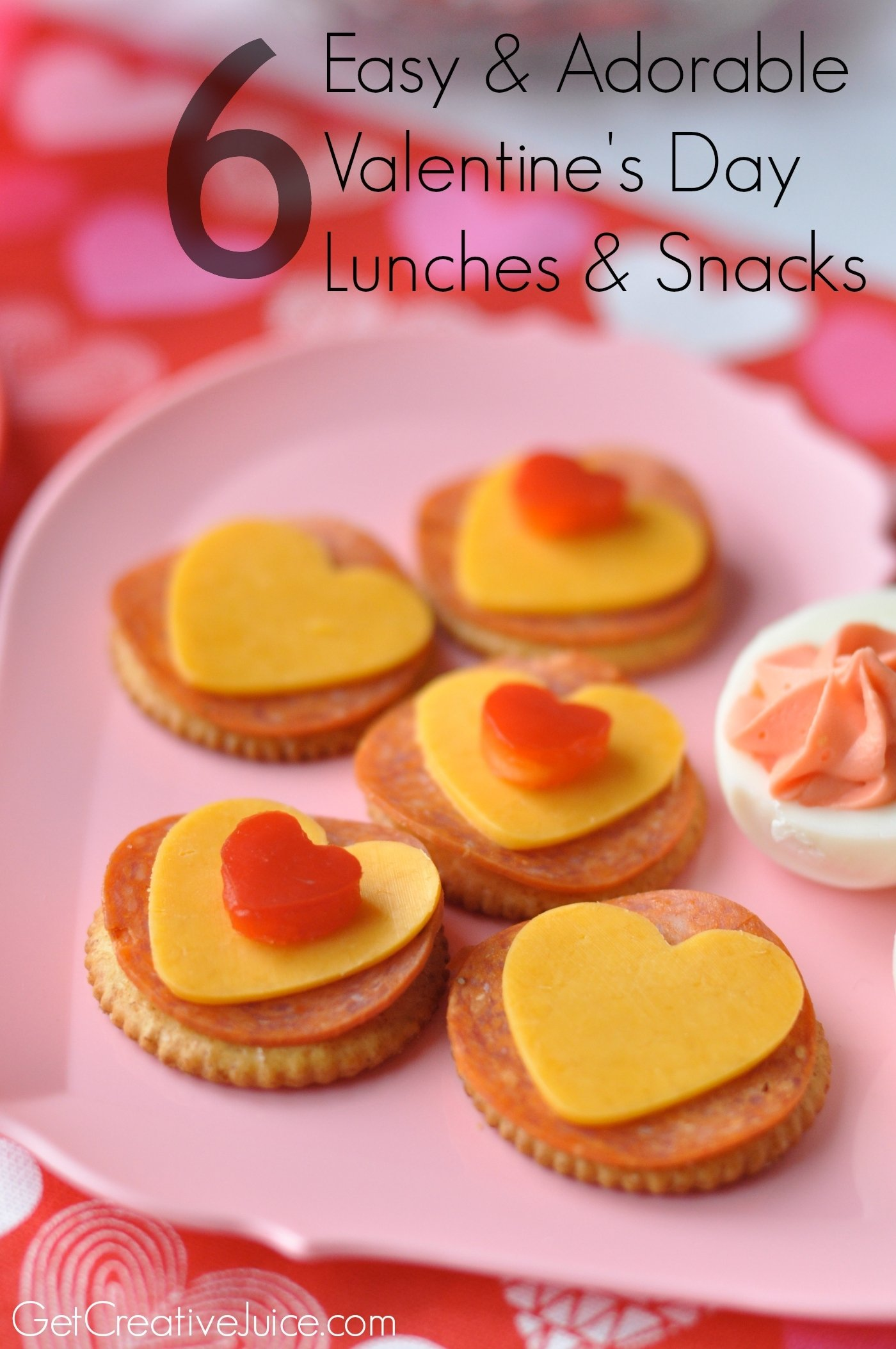 10 Famous Easy Snack Ideas For Kids valentine lunch ideas and snack ideas creative juice 3 2020