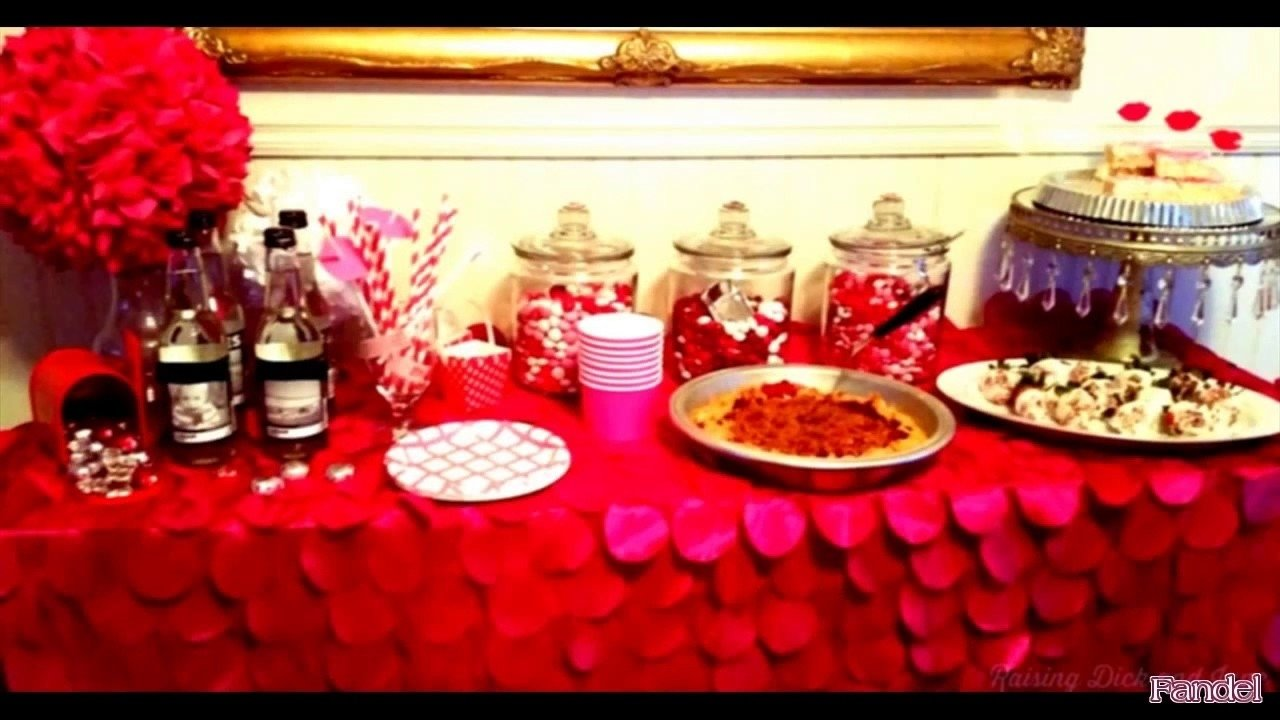 valentine party ideas for adults - youtube