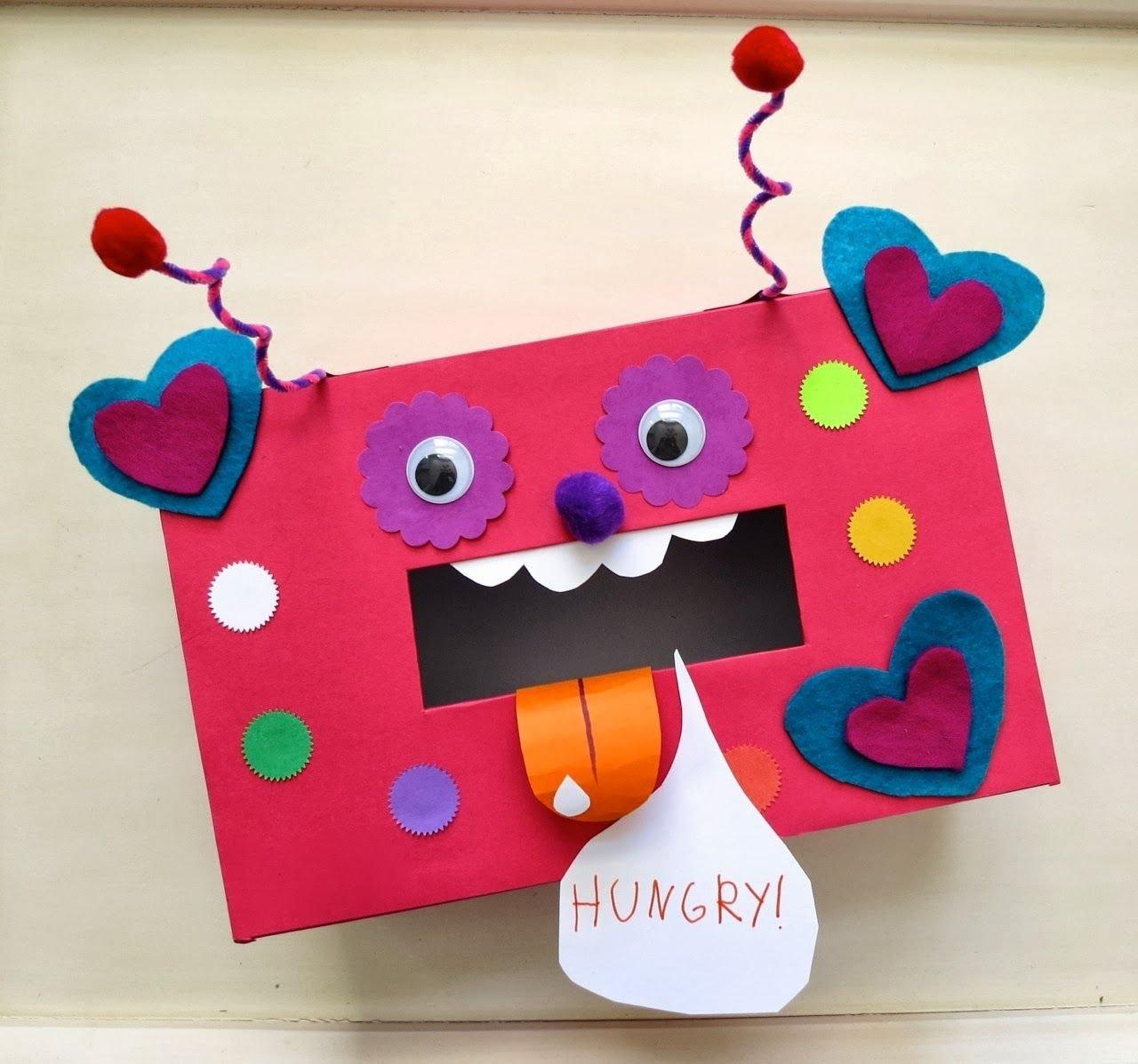 valentine shoe box decorating ideas mmmcrafts shoebox valentine