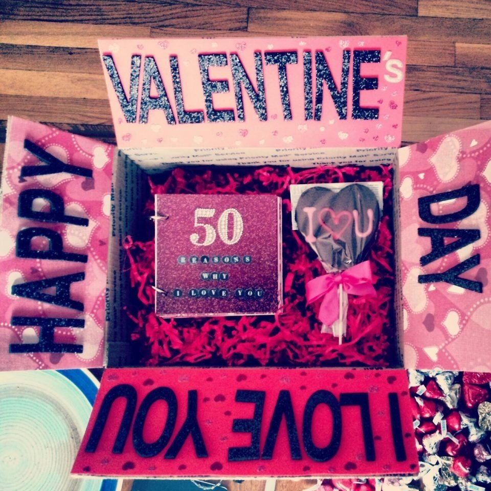 10 Great Cute Valentine Ideas For Your Boyfriend