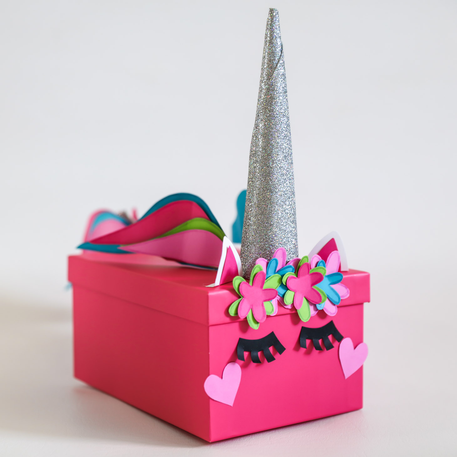 10 Trendy Out Of The Box Valentines Day Ideas valentines box ideas step by step unicorn robot more lil luna 2021