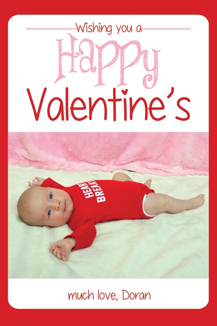 10 Fantastic Valentine Day Baby Photo Ideas valentines day blog post ideas 2020