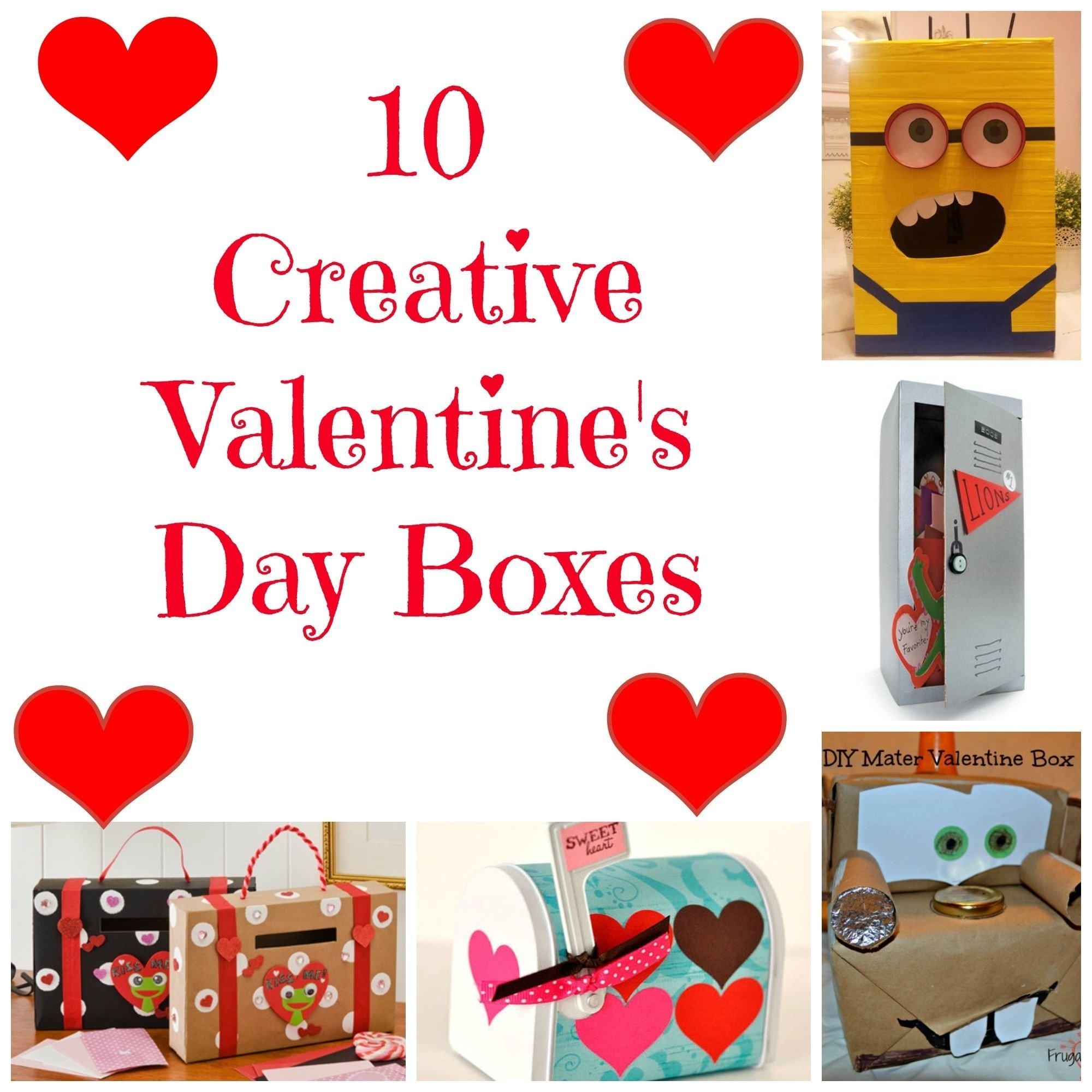 valentine's day box ideas for kids to make | construction paper, diy
