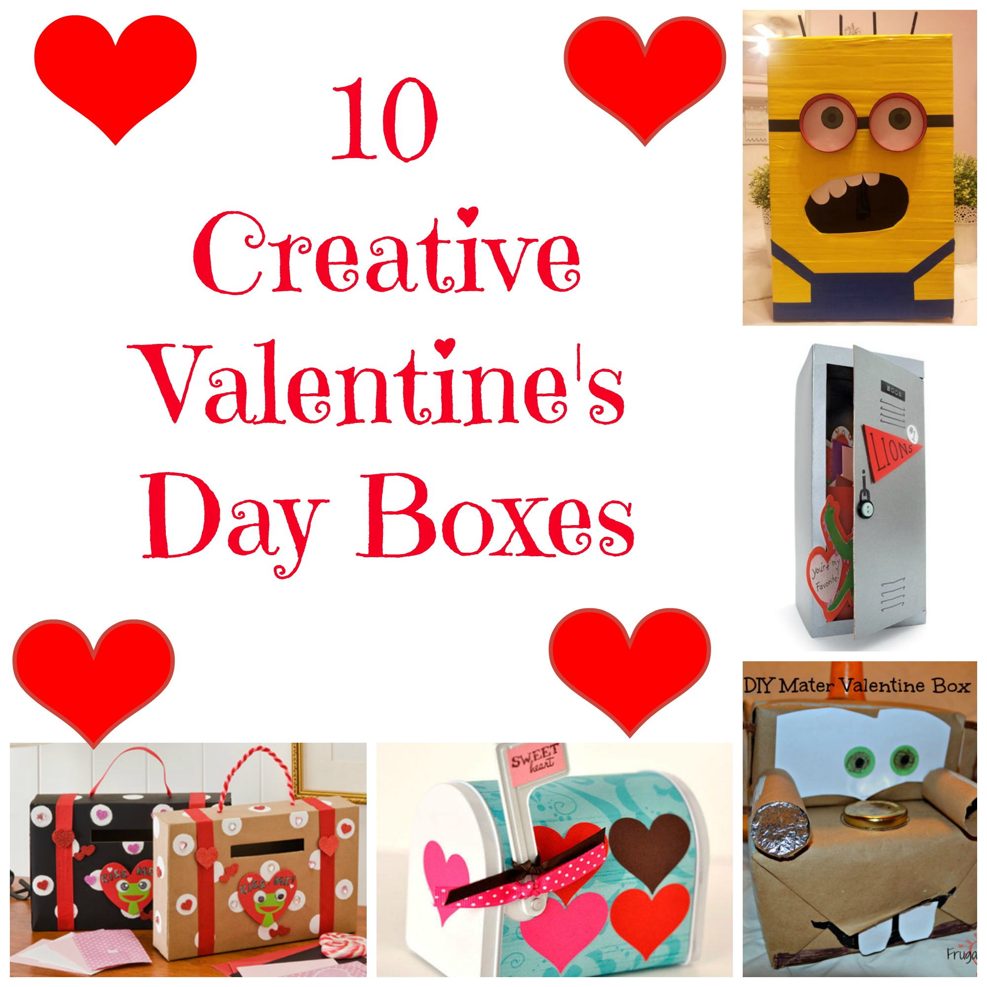 10 Trendy Out Of The Box Valentines Day Ideas valentines day box ideas for kids to make mom on the side 2021