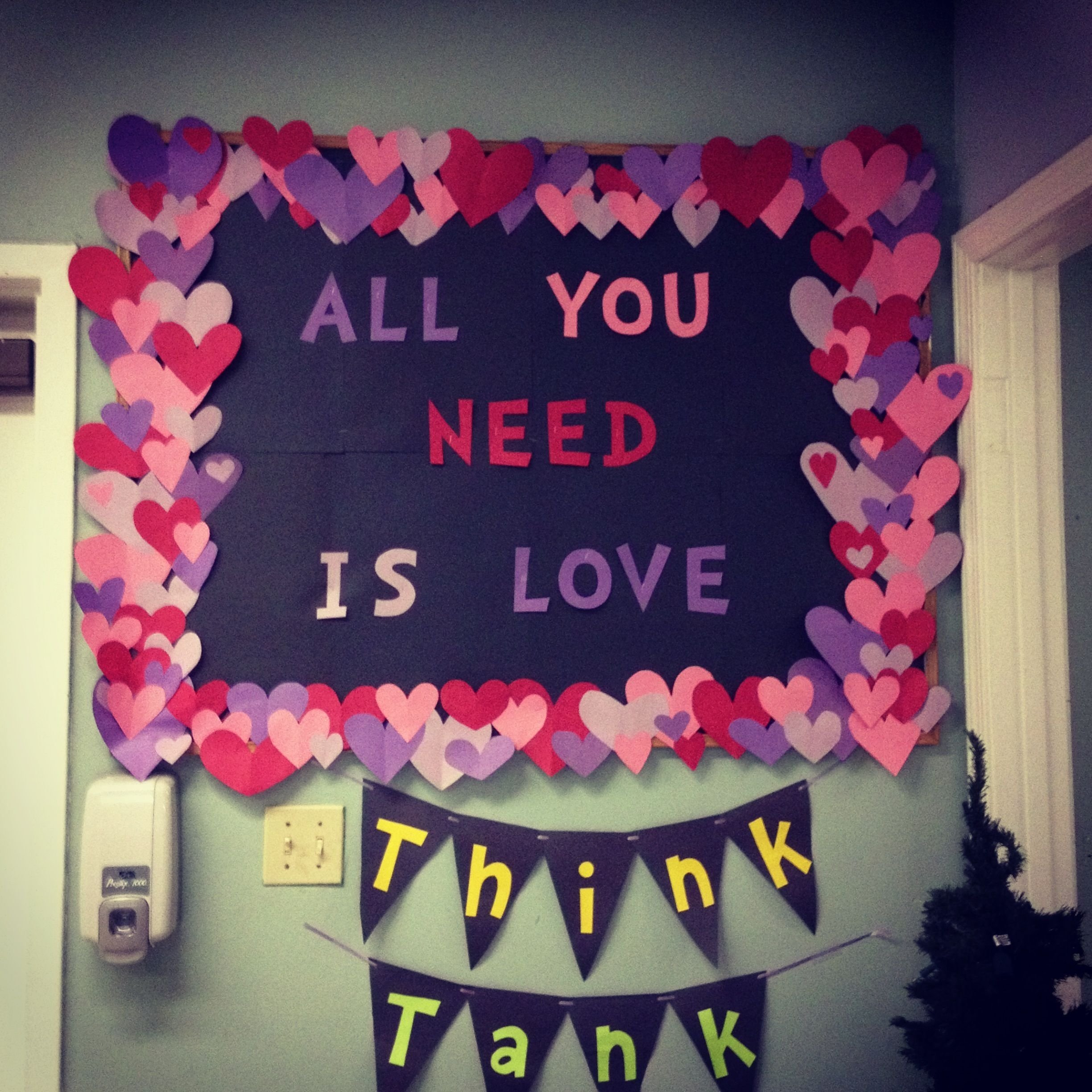 10 Most Recommended Valentines Day Bulletin Board Ideas