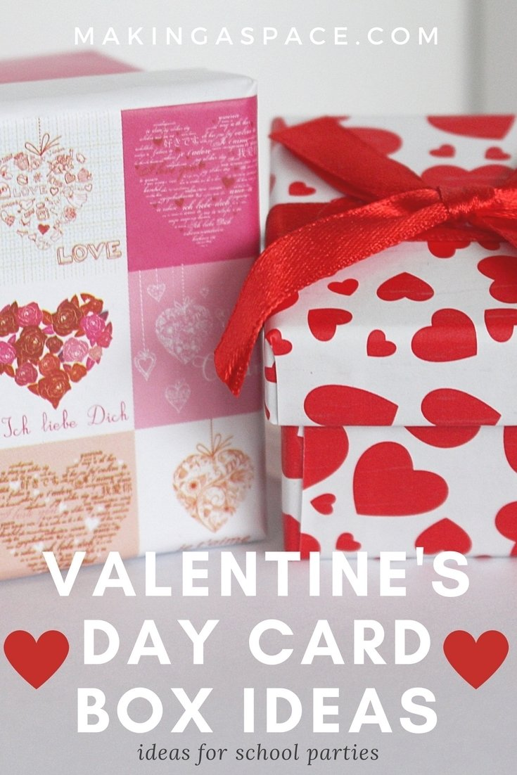 10 Most Popular Ideas For Valentines Day Boxes For School