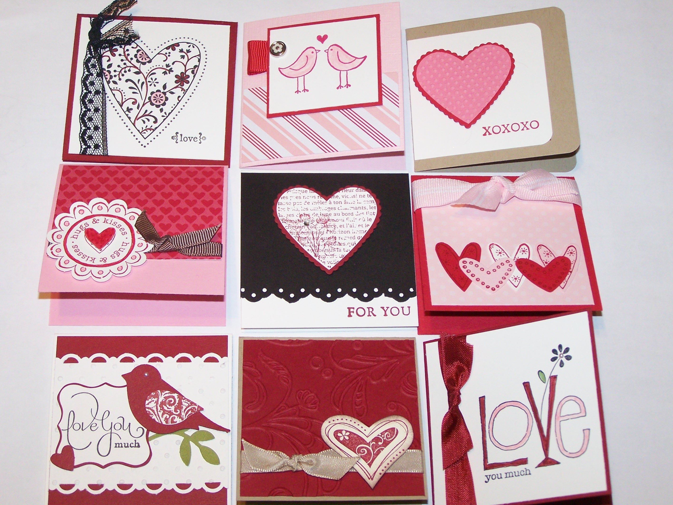 10 Fashionable Stampin Up Valentine Card Ideas valentines day cards stampinjo 2020