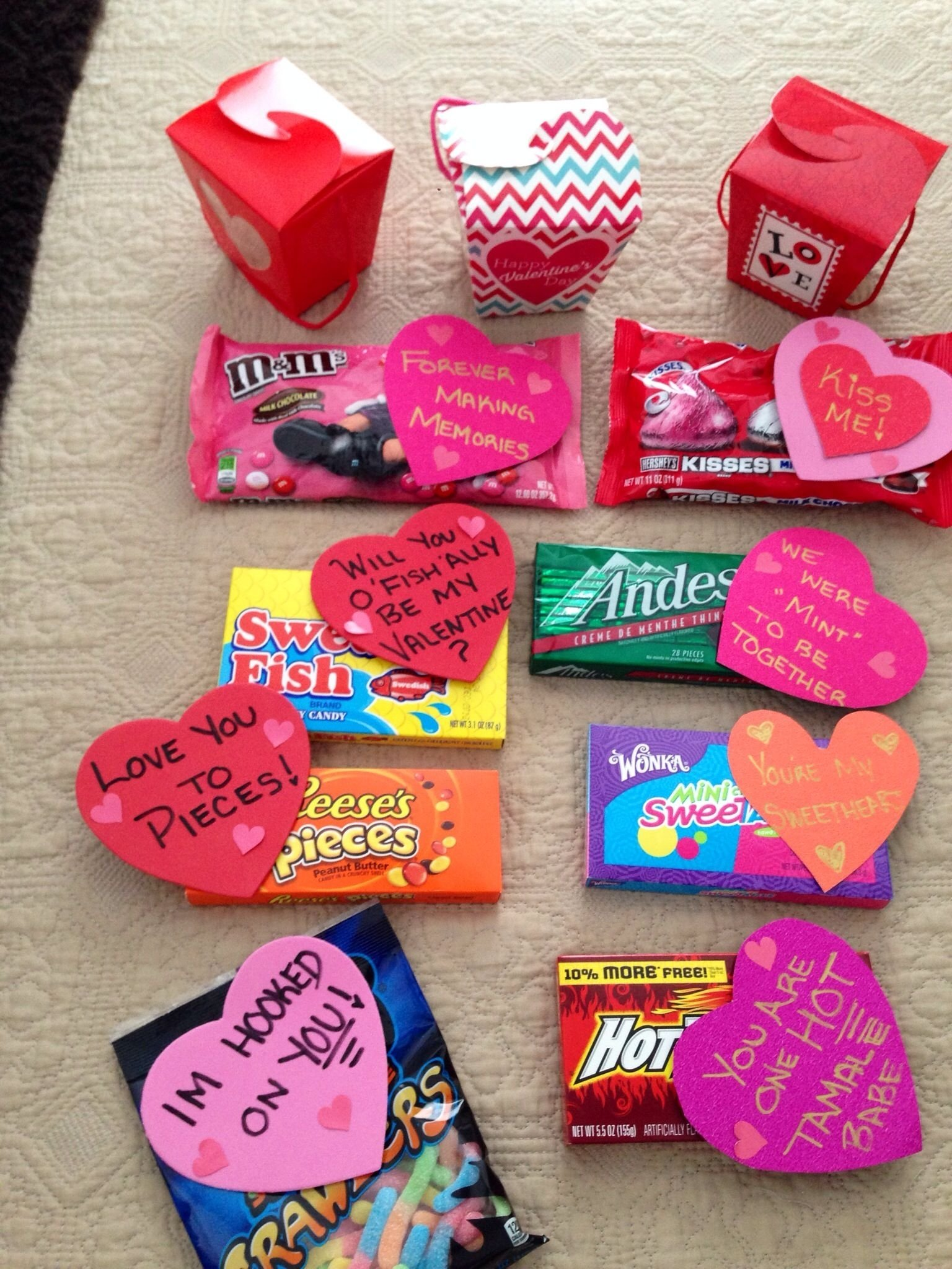 10 Stunning Valentines Day Care Package Ideas valentines day care package pinteres 1 2020