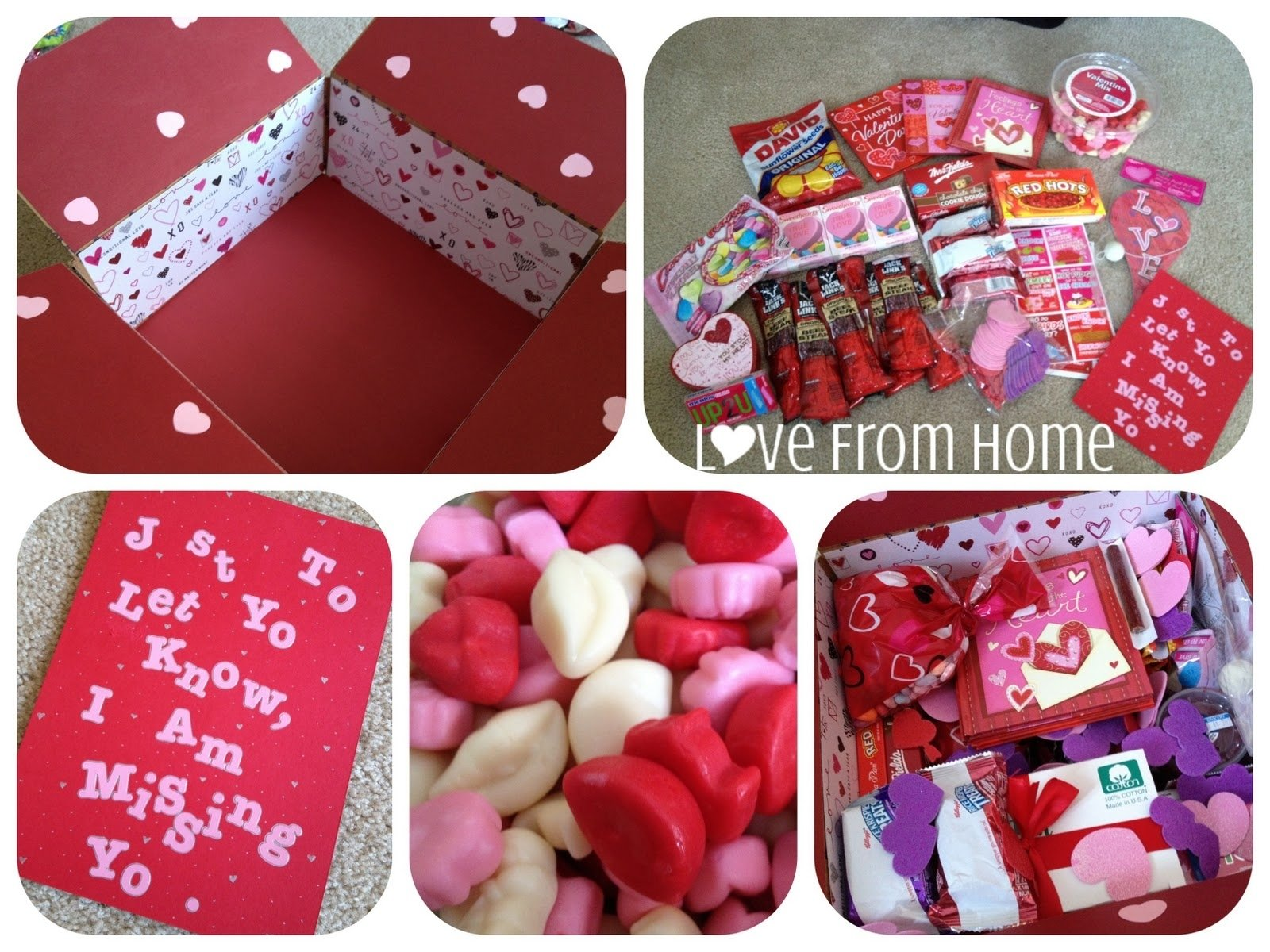 10 Stunning Valentines Day Care Package Ideas valentines day care package singing through the rain 2020