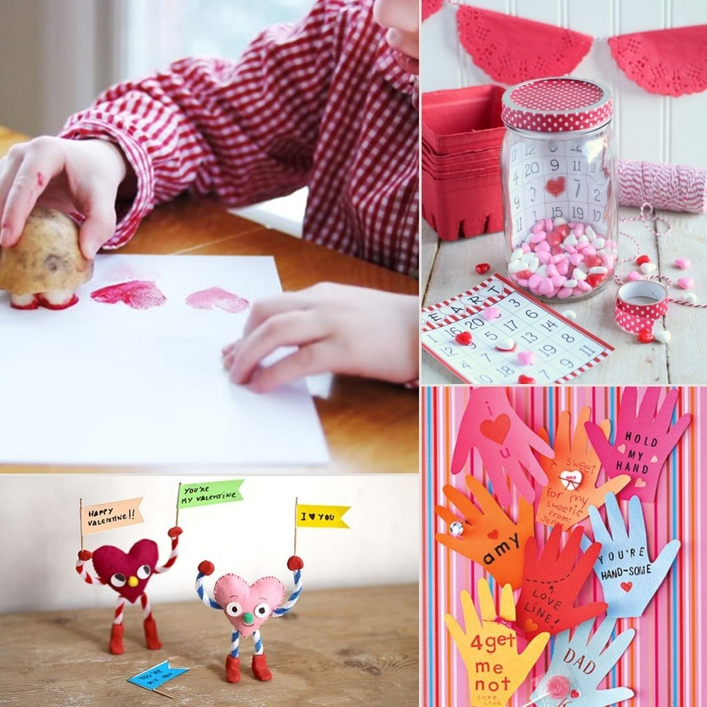 valentine's day crafts for toddlers | popsugar moms