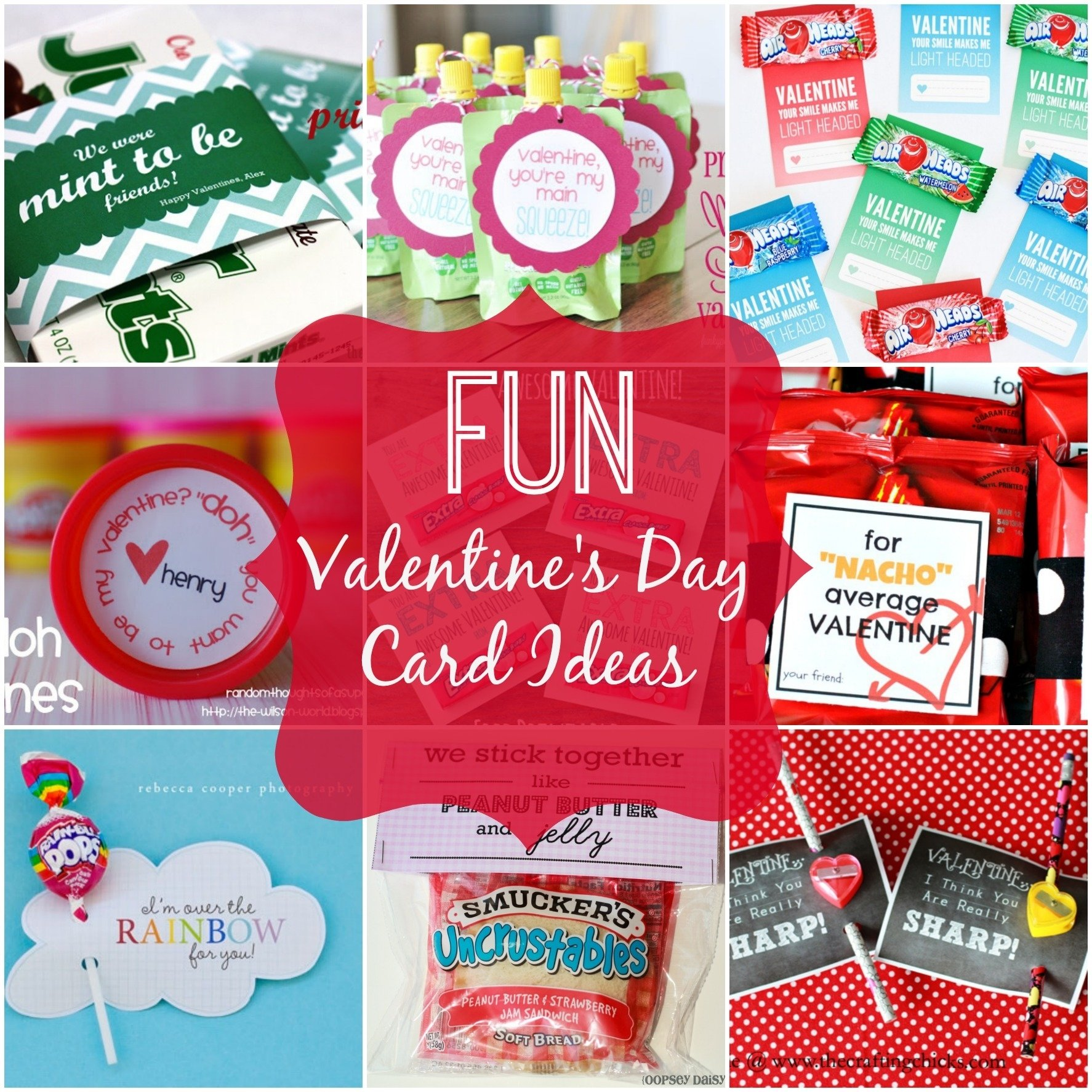 10 Unique Cute Valentines Day Ideas For Friends valentines day diy printable cards ftm 3 2020