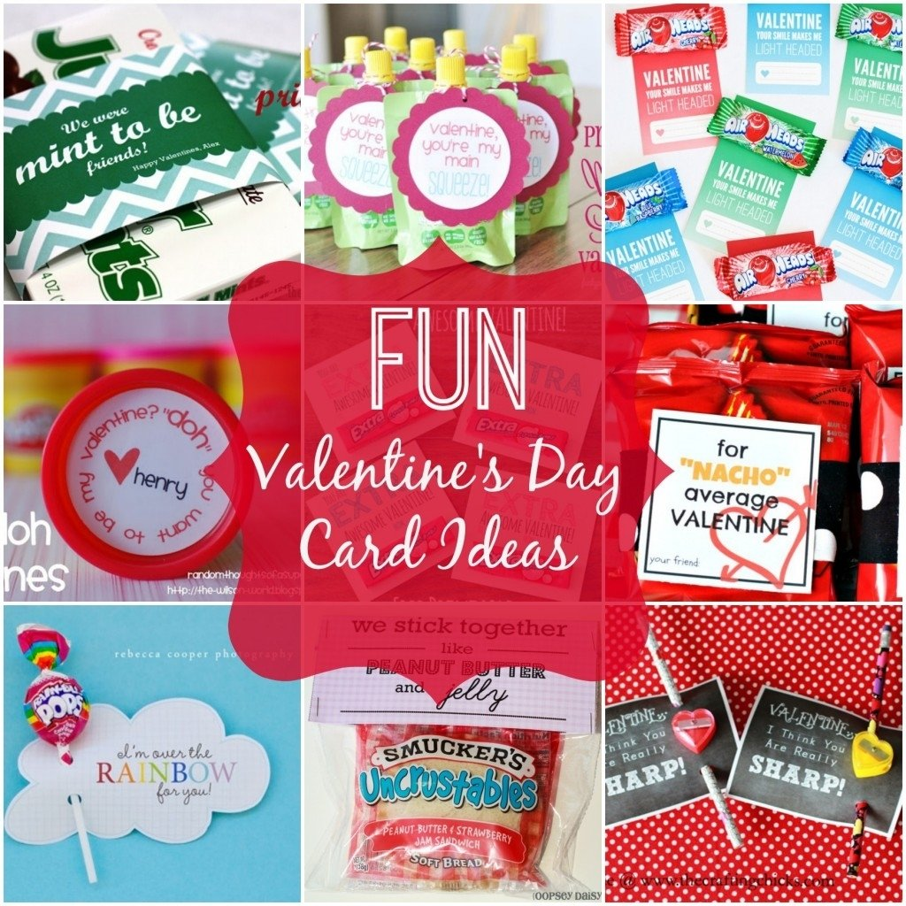 10 Attractive Cute Valentines Day Ideas For Kids valentines day diy printable cards ftm 2020