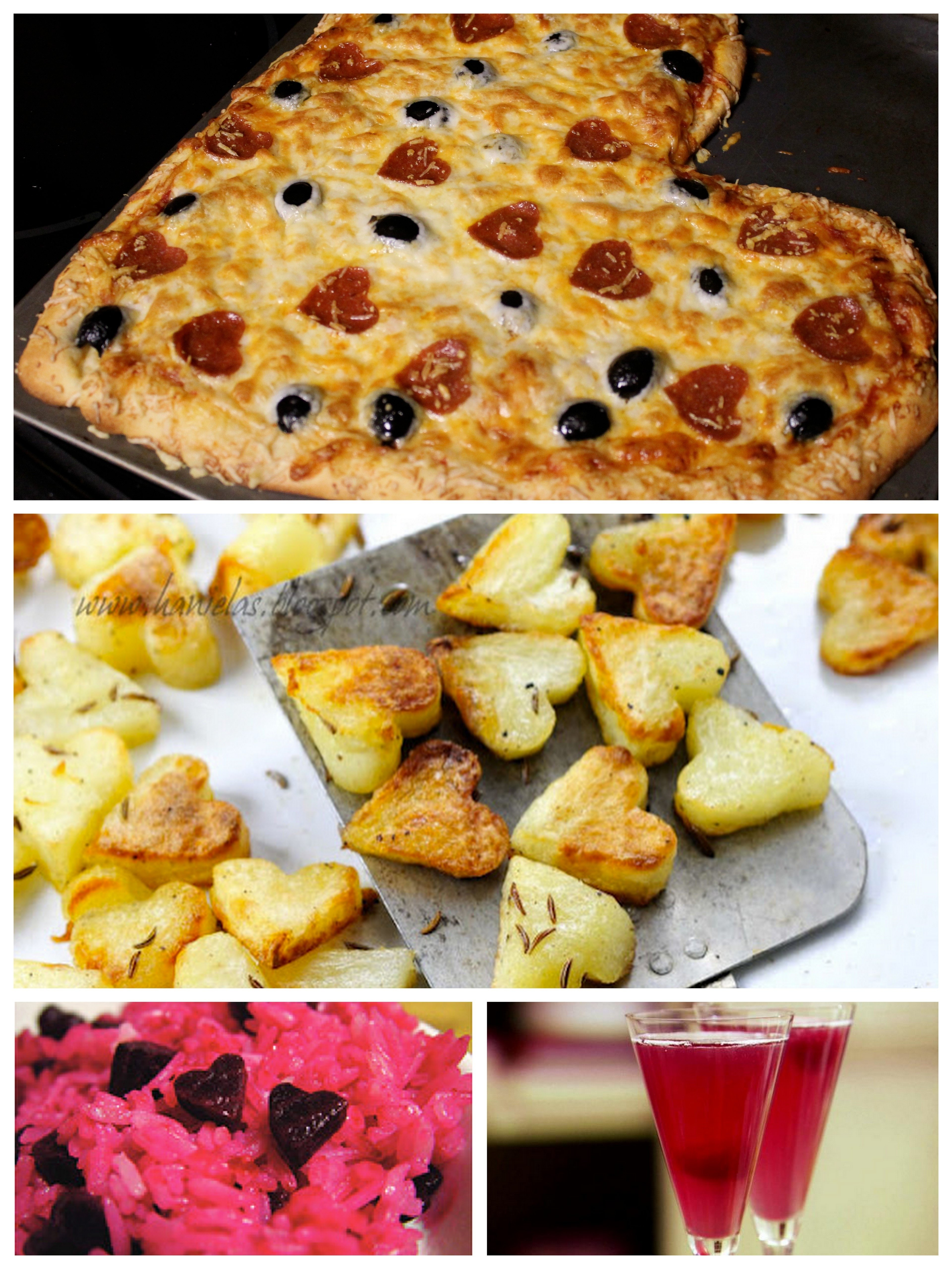 10 Pretty Food Ideas For Valentines Day valentines day food ideas 1 2020