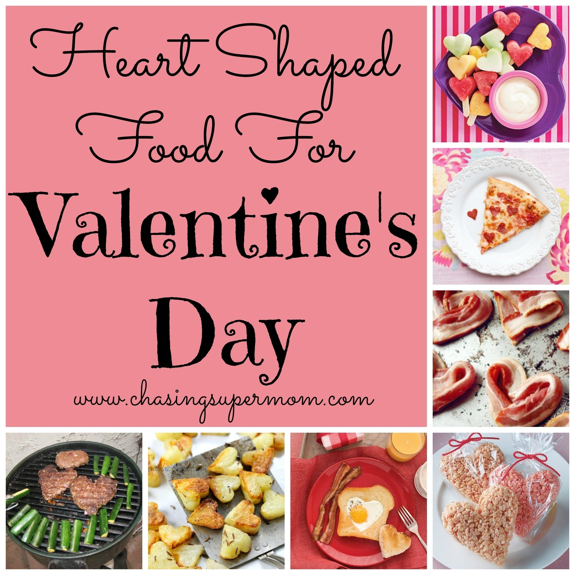 10 Awesome Food Day At Work Ideas valentines day food ideas heart shaped food chasing supermom 1
