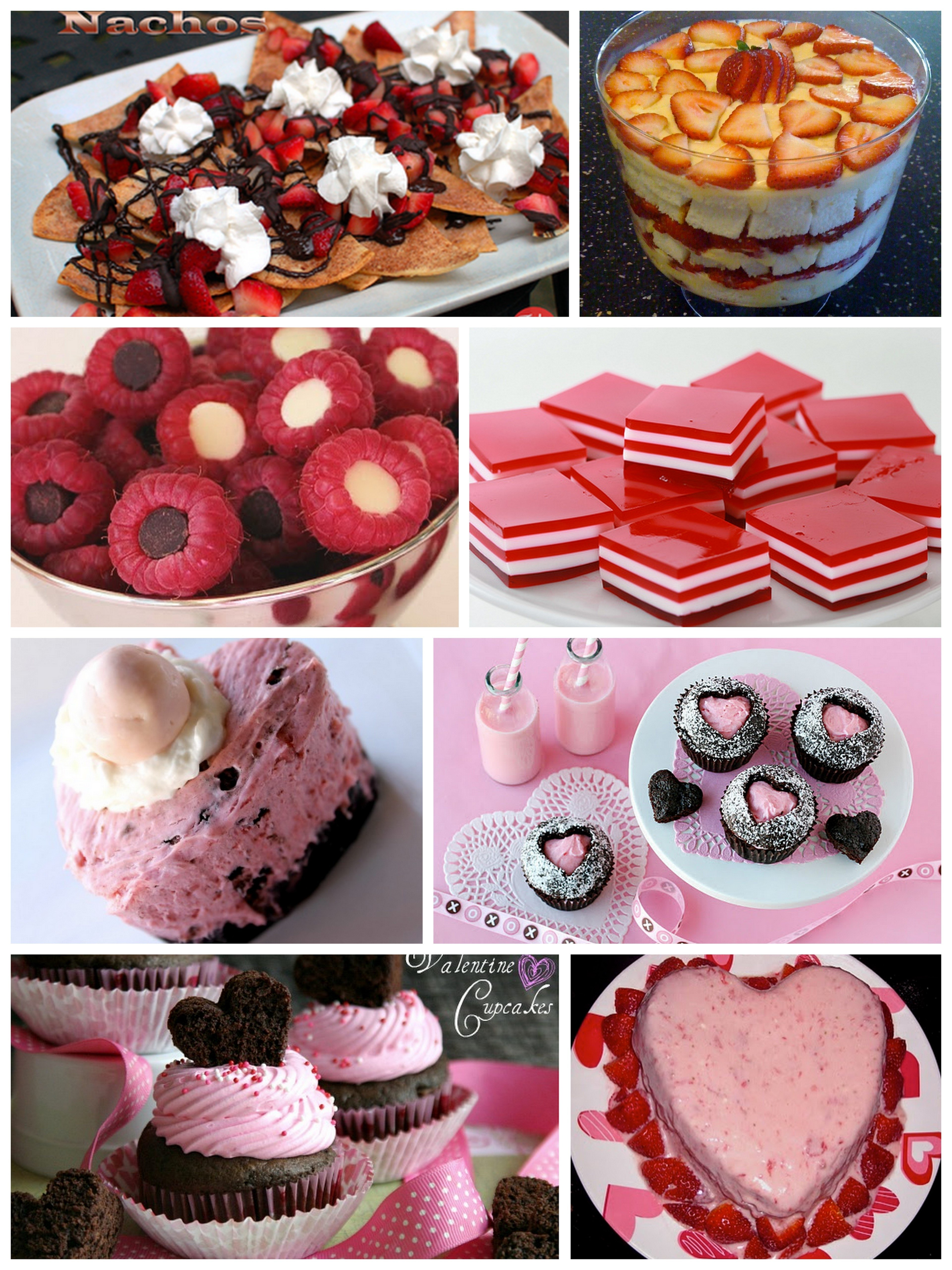 10 Pretty Food Ideas For Valentines Day valentines day food ideas 2020