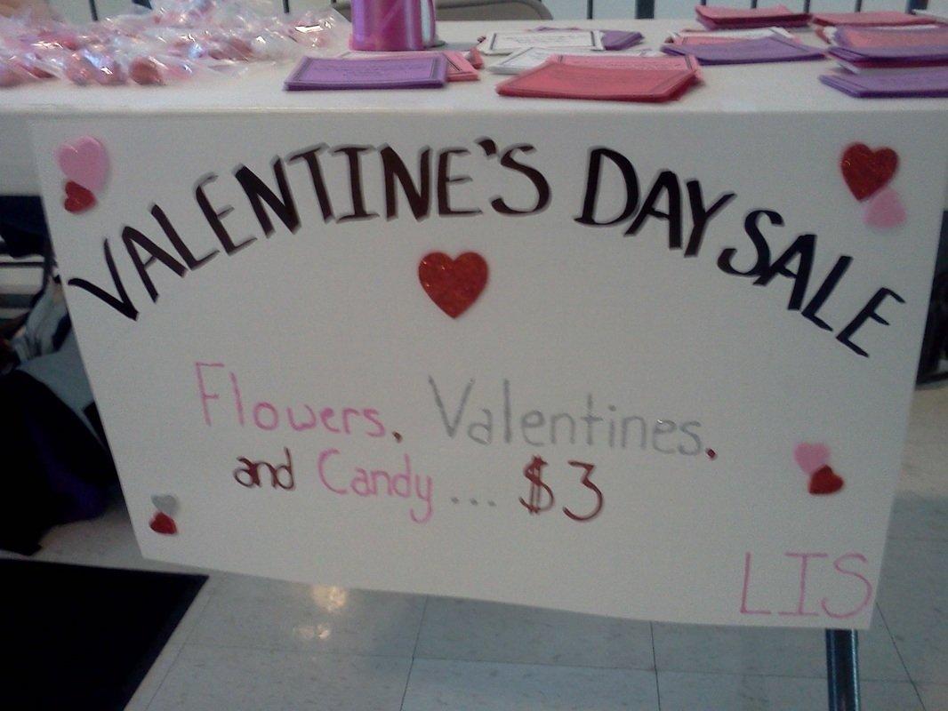 10 Ideal High School Valentines Day Ideas valentines day fundraiser startupcorner co 2020