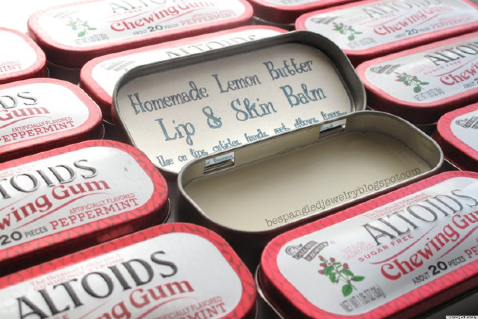 10 Awesome Good Ideas For Valentines Day valentines day gift ideas a diy lemon lip balm made in an altoid 2 2020