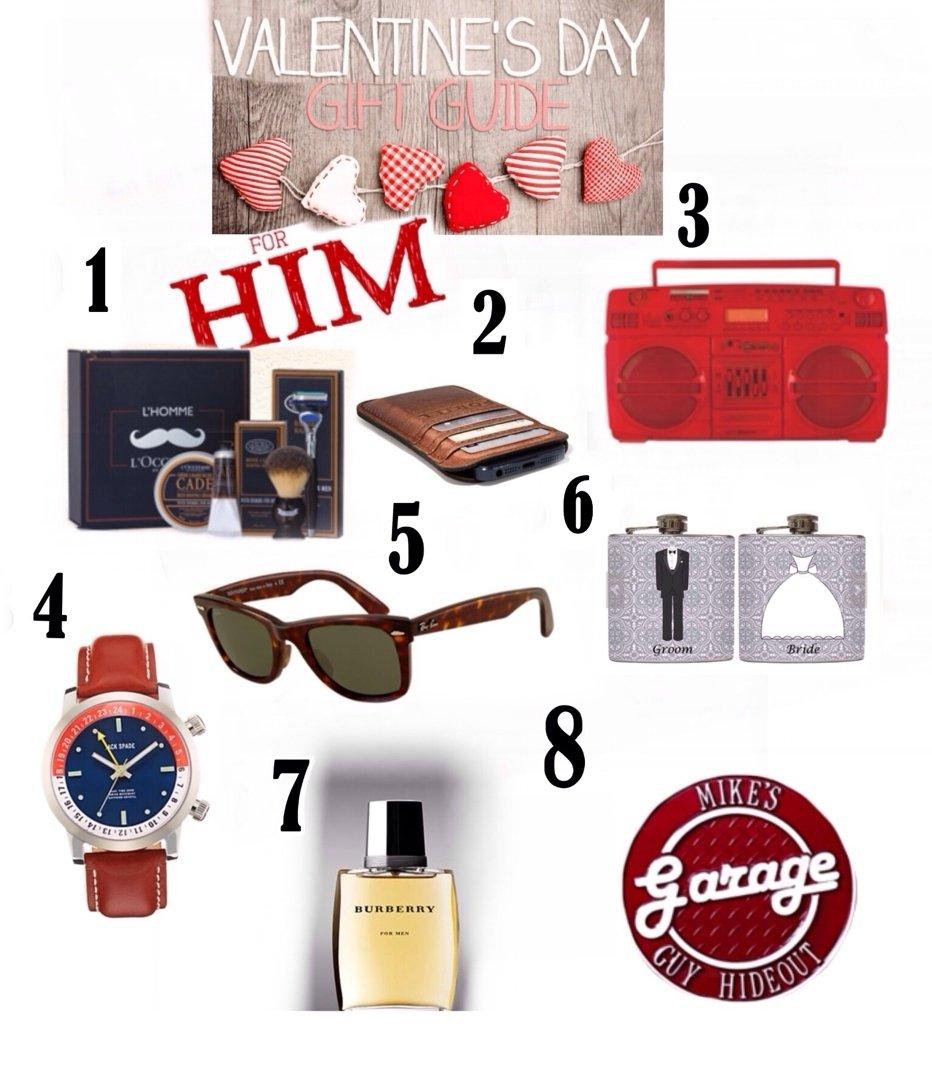 10 Attractive Valentine Day Gift Ideas For Men valentines day gift ideas for him good buy belle 10 2020