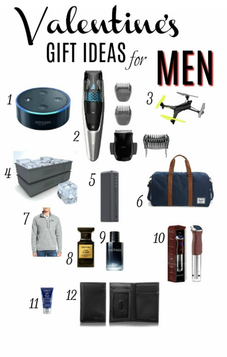 10 Pretty Gift Ideas For A Man valentines day gift ideas for men decor gold designs 2020