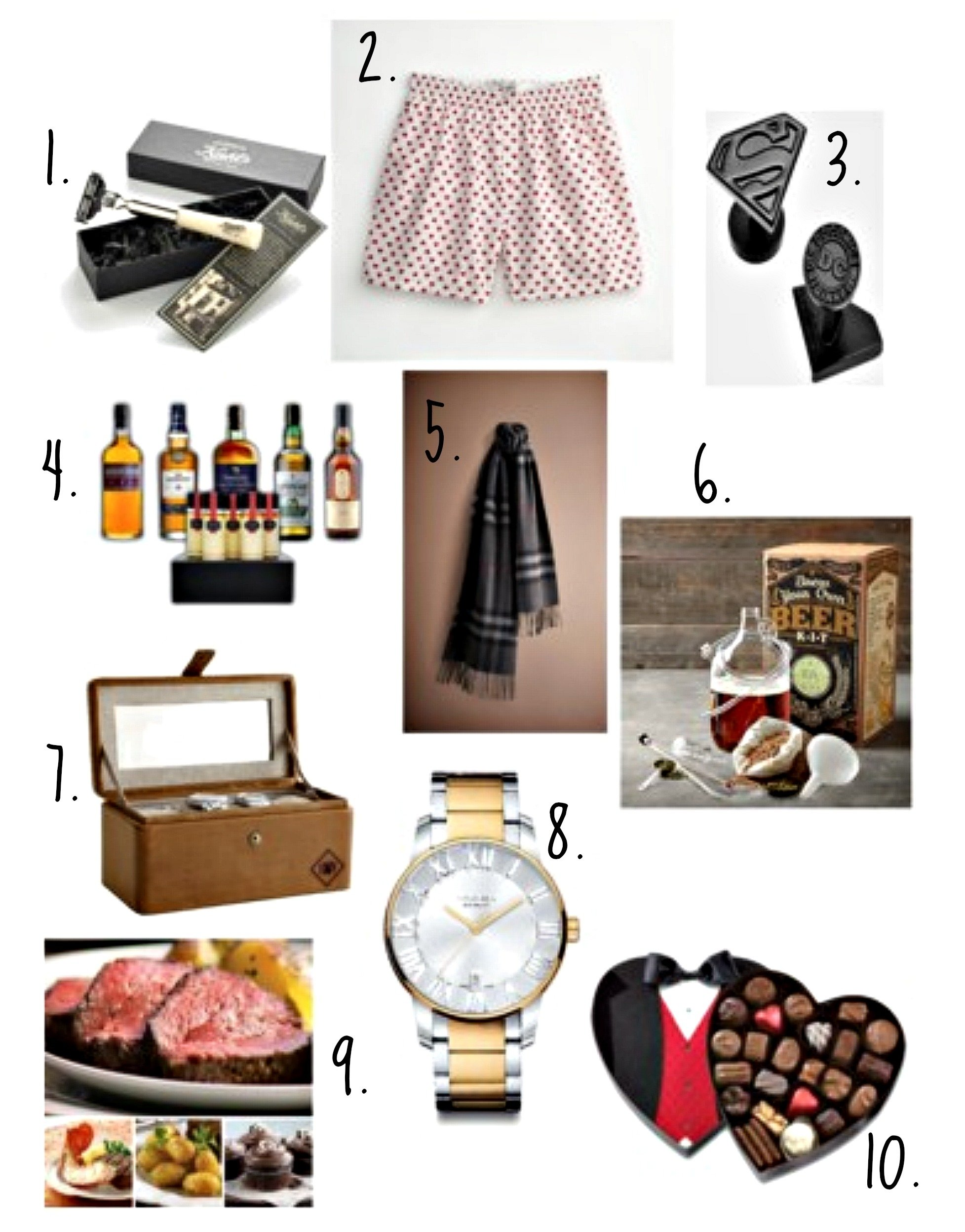 10 Elegant Gift Ideas For Male Friends valentines day gifts for him 1 2020