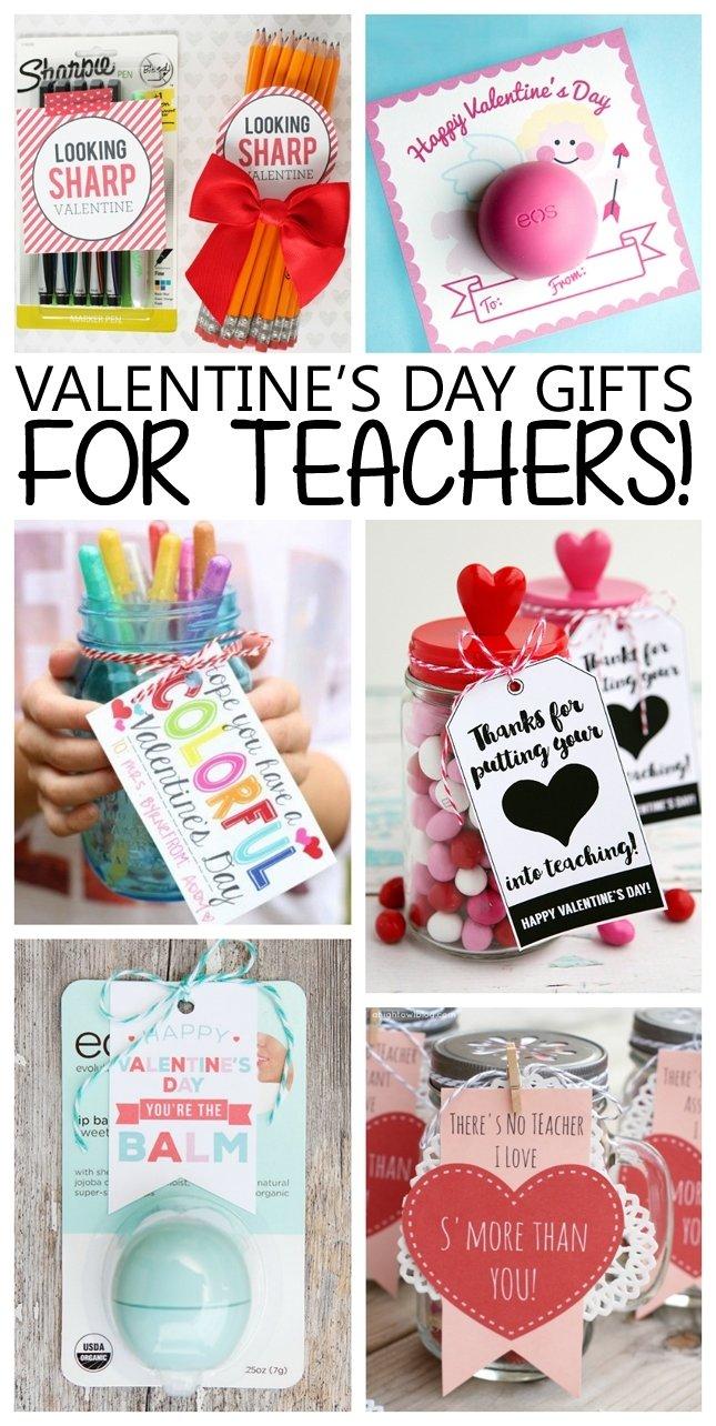 valentine's day gifts for teachers - eighteen25