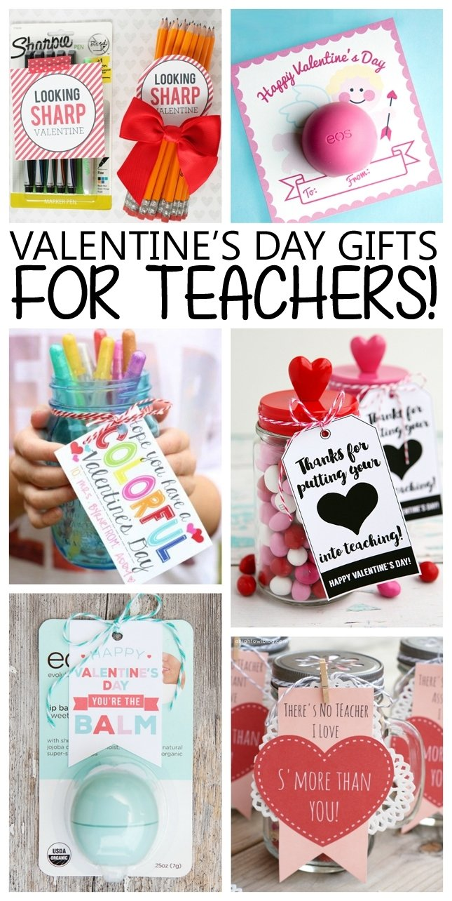 valentine's day gifts for teachers - eighteen25