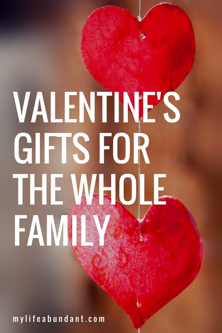 10 Best Valentines Day Ideas For Family valentines day gifts for the whole family my life abundant 2020