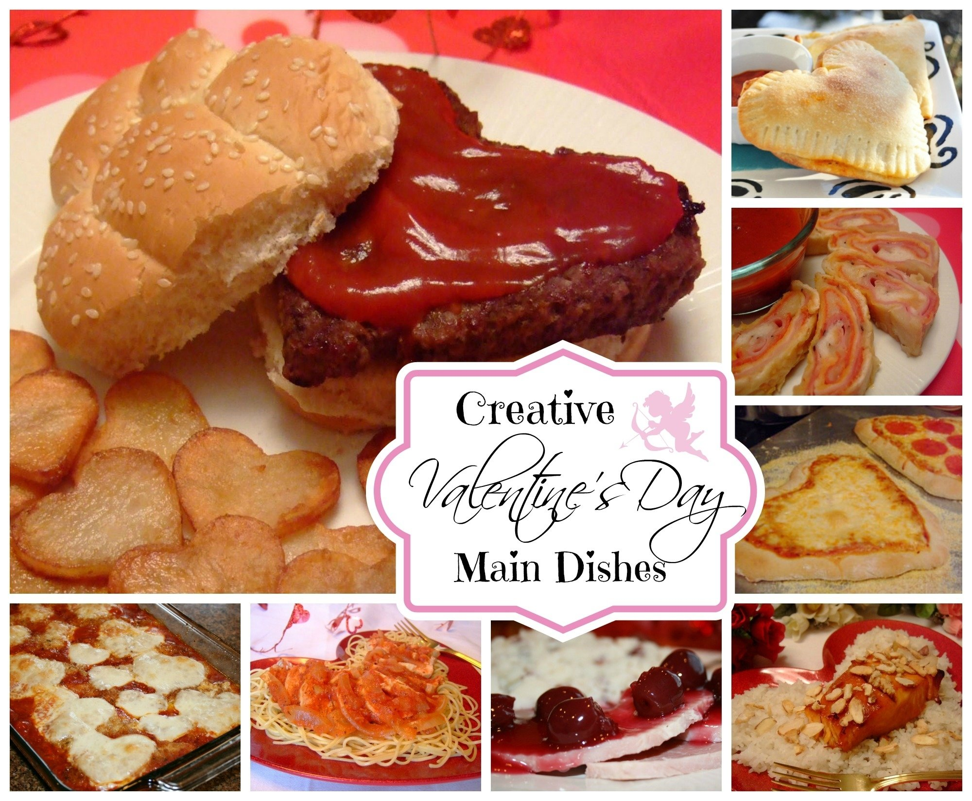 10 Pretty Food Ideas For Valentines Day valentines day main dish and dinner ideas and recipes celebrating 1 2020