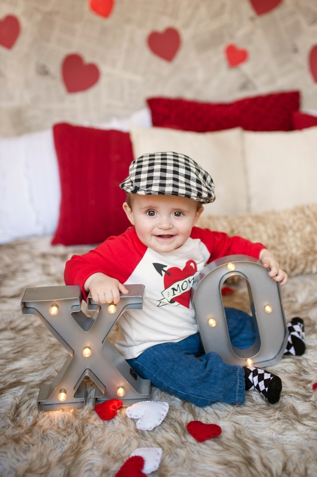10 Fantastic Valentine Day Baby Photo Ideas valentines day photo shoot ideas take time for style 2020