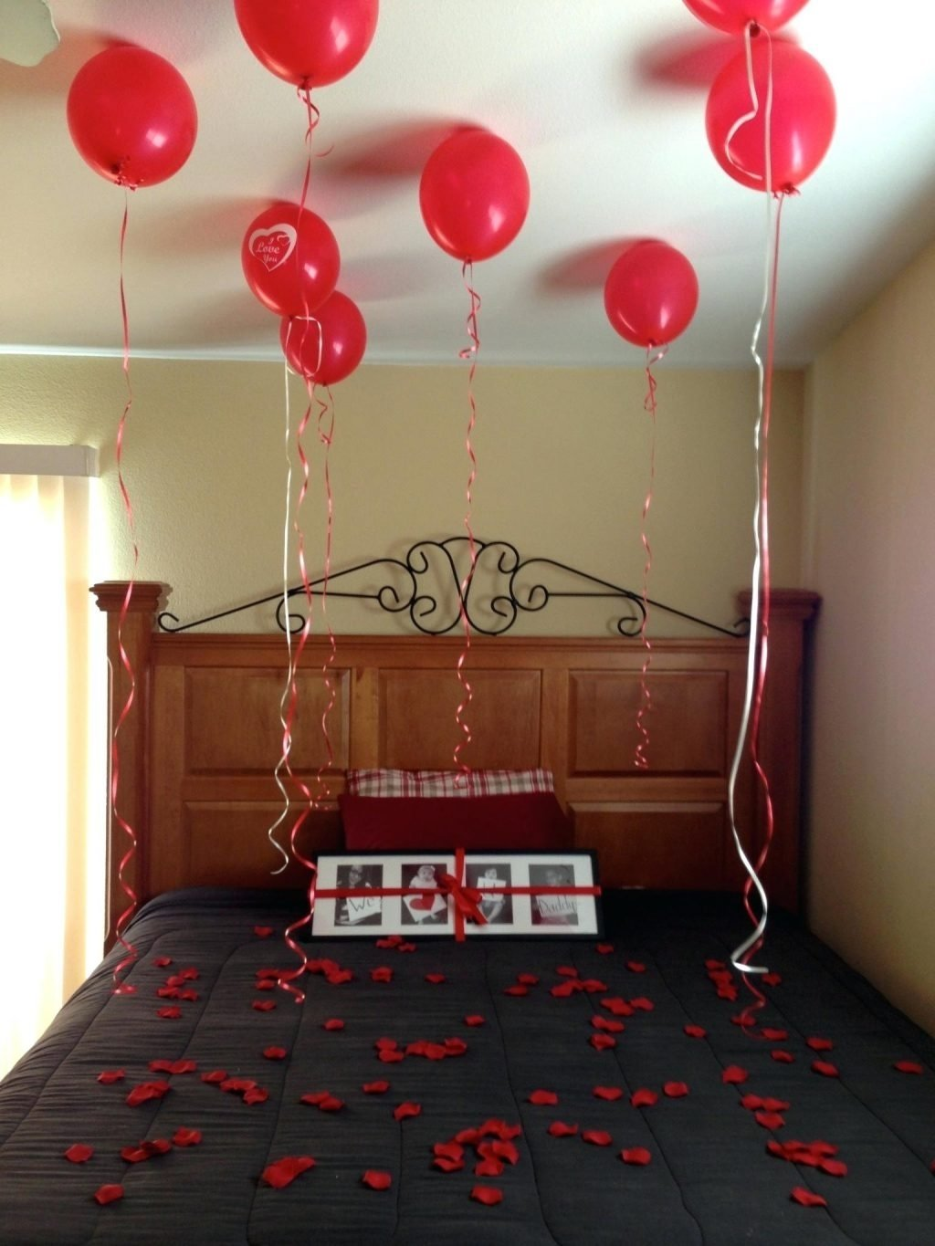 valentines day romantic ideas bed decorating for on romantic