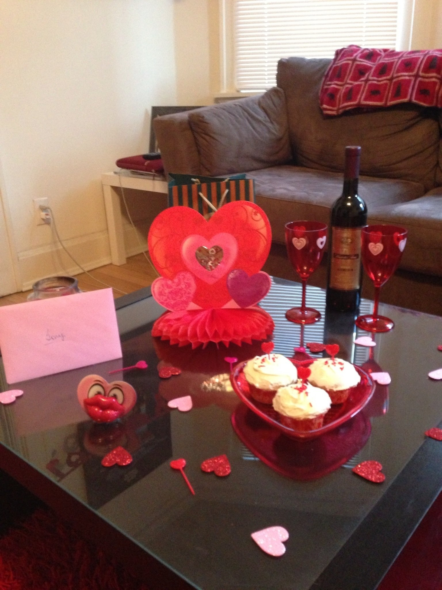 10 Fantastic At Home Valentines Day Ideas valentines day room decorations dining room decoration for