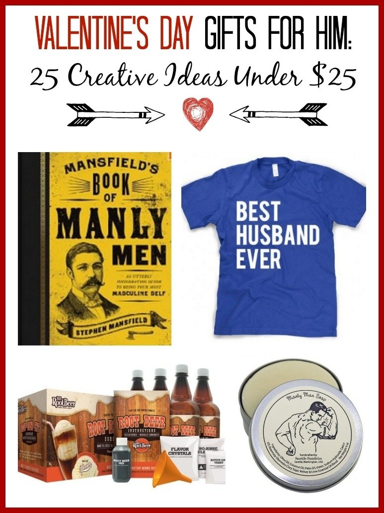 10 Most Recommended Creative Gift Ideas For Men valentines gift ideas for him 25 creative ideas under 25 2020