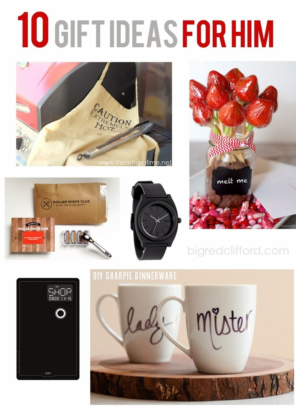 10 Stunning Gift Ideas For Young Men valentines ideas for him diy and quick amazon grabs youre 4