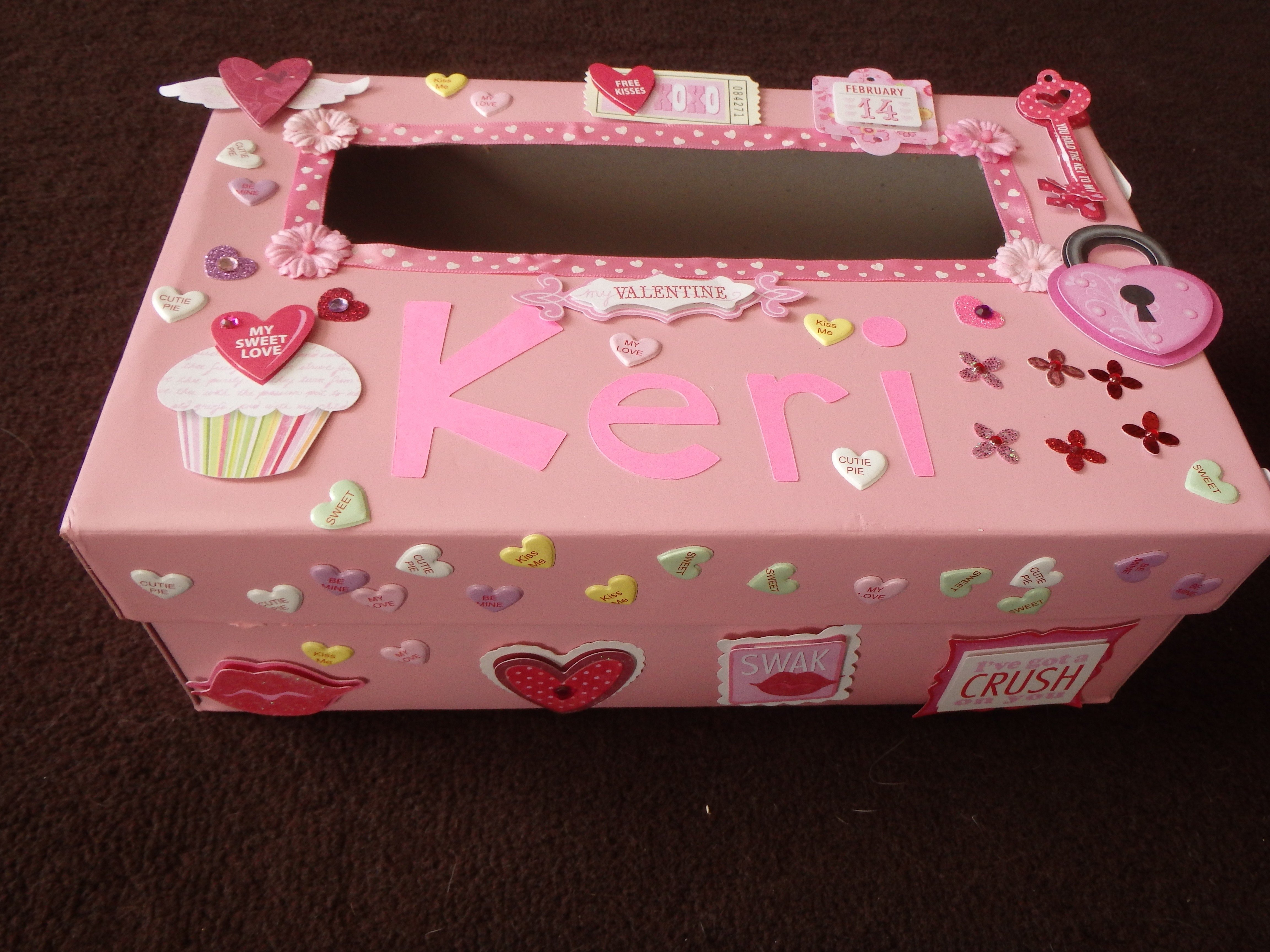 10 Most Popular Ideas For Valentines Day Boxes For School valentines