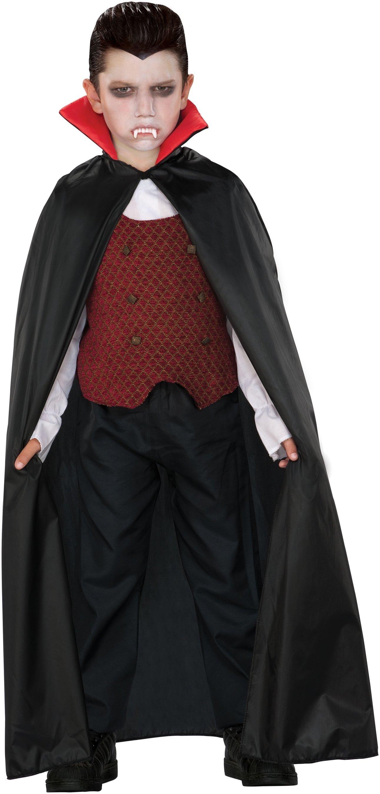10 Great Kids Halloween Costume Ideas 2013 vampire cape child from buycostumes halloween costume ideas 1 2020