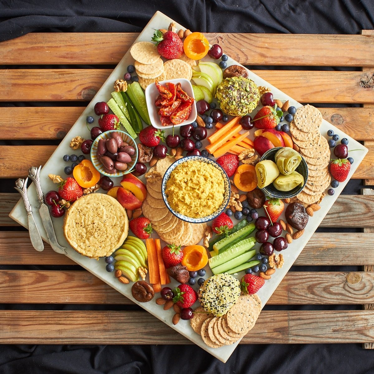10 Perfect Fruit And Cheese Platter Ideas vegan cheese and fruit platter delightful vegans 2021