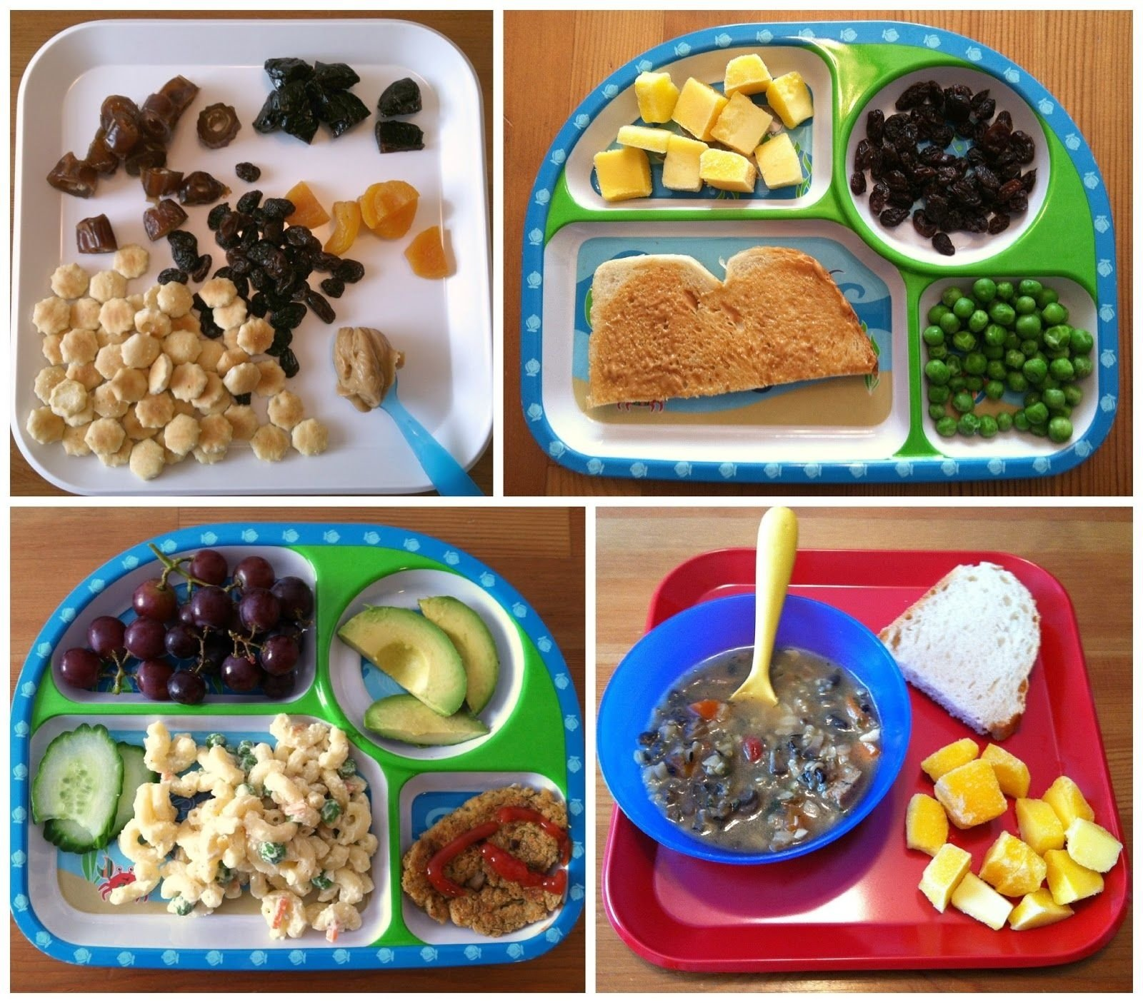 10 Beautiful Lunch Ideas For One Year Old vegan mother hubbard vegan toddler meals 15 workout 2